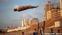 Gaza Stadt - Parkour