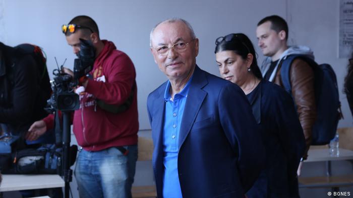 Ахмед Доган, почетен председател на ДПС
