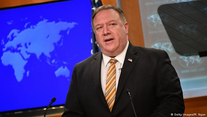 US-Außenminister Mike Pompeo (Foto: Getty Images/M. Ngan)