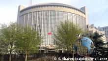 China Außenministerium in Peking