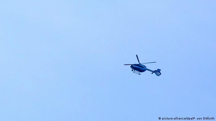 До пошуків долучили спецпідрозділ на вертольотах