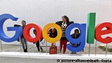 Google in Neu-Delhi