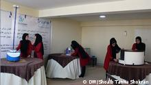 Afghanistan Herat   Robotik-Team entwickelt Beatmungsgerät (DW/Shoaib Tanha Shokran )
