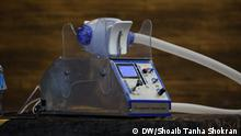 Afghanistan Herat | Robotik-Team entwickelt Beatmungsgerät