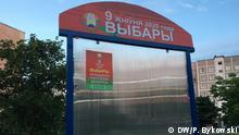 Weißrussland Minsk Präsidentschaftswahlen