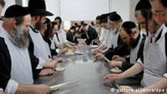 Mazze Matzot Matzen Jüdisches Brot