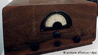 Deutschland Radio Rundfunk Telefunken