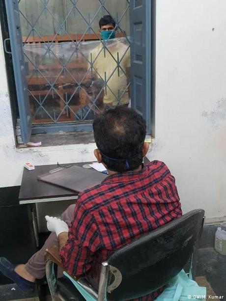 Indien Bihar | Coronavirus | Gefahr für medizinisches Personal