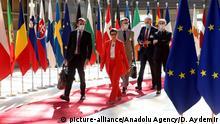 Brüssel Treffen der EU-Außenminister