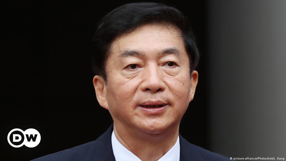 Hong Kong: Top Beijing official slams foreign meddling