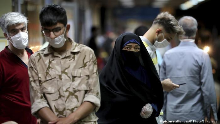 شیوع گسترده کرونا در استان تهران و افزایش نگرانی در ۴ استان دیگر