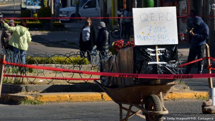 En la ciudad boliviana de Cochabamba se producen protestas a principios de julio.