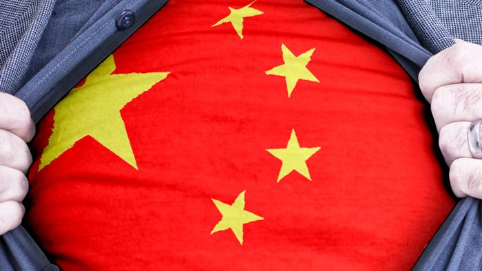 China Symbolbild Großmacht