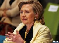 هیلاری  کلینتون، وزیر خارجه آمریکا