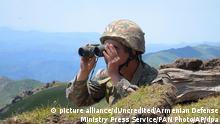 Tote bei Gefechten zwischen Armenien und Aserbaidschan