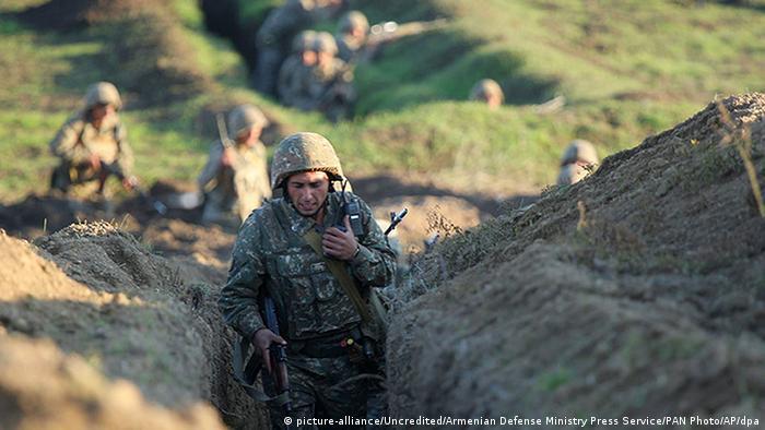 Вірменські прикордонники