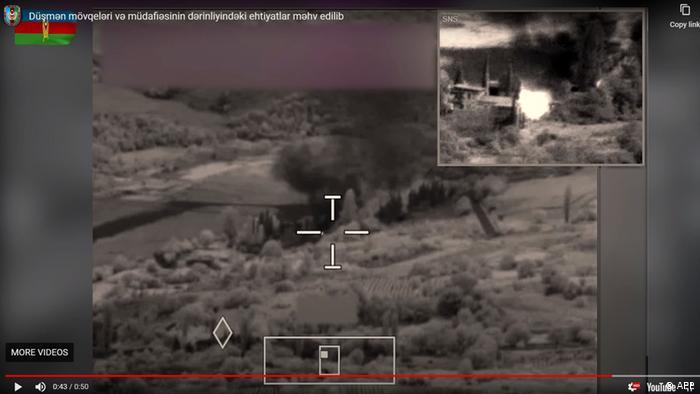 Azerbaijani defense image