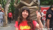 Jahrestag Putschversuch Türkei | Protest | Nazan Bozkurt