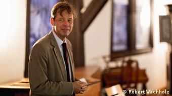 Direktor des Bachhauses Jörg Hansen