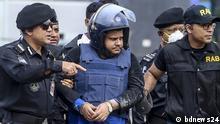 Bangladesch Festnahme Shahed Karim