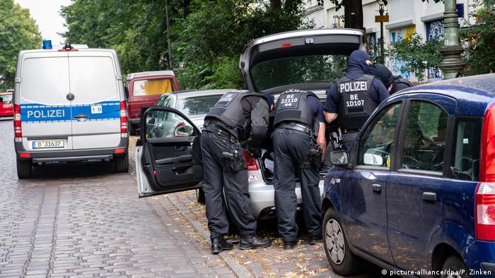 عملیات گسترده پلیس علیه گروههای اسلامگرای ساکن برلین