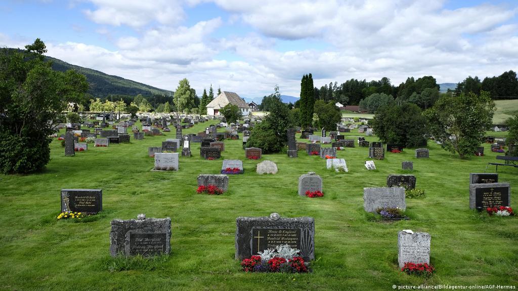 Éxito de medidas contra el coronavirus en Noruega lleva a funerarias al  borde de la quiebra | El Mundo | DW | 15.07.2020
