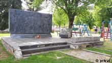 Kroatien Perusic | Kroatische Partisanen | Denkmal