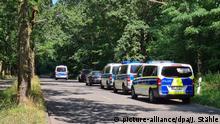 Deutschland Polizei sucht bei Potsdam nach Vergewaltiger