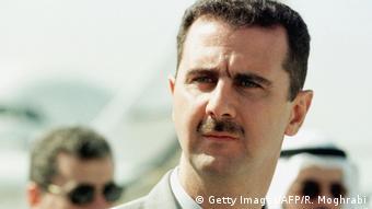 Syrien Bashar Al-Assad 1999