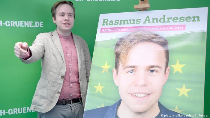 Deutschland Kiel | EU-Parlamentarier | Rasmus Andresen