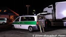 Deutschland 31 Migranten in Kühllaster an deutsch-tschechischer Grenze entdeckt