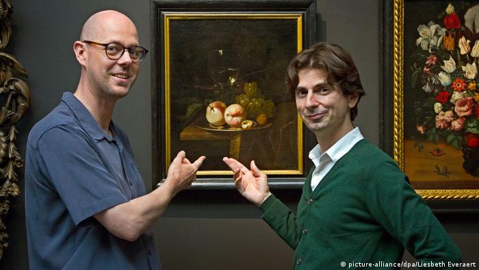 Belgien Evolution von Obst und Gemüse (picture-alliance/dpa/Liesbeth Everaert)