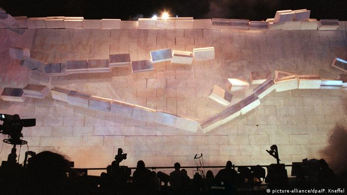 350.000 personas vivieron el monumental concierto en la Potsdamer Platz