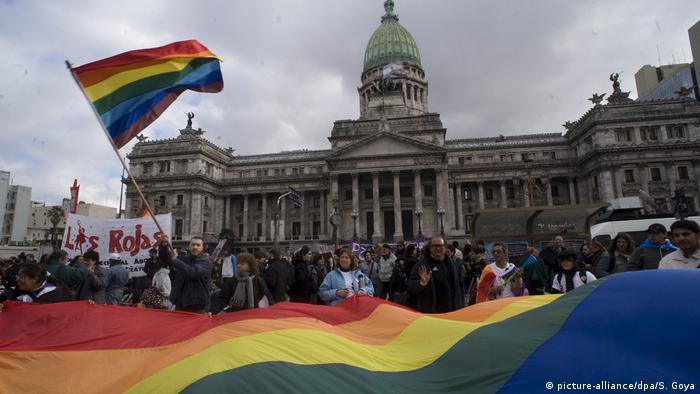 Argentinien 10 Jahre Gleichgeschlechtliche Ehe