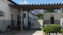 Mosambik Krankenhaus von Quelimane in Sambezia |