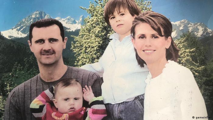 Obitelj Asad