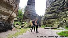 Deutschland Sächsische Schweiz | Klettern | COVID Travel Diaries