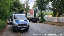 Deutschland Vergewaltiger Festnahme in Berlin