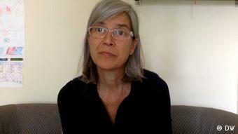Stefanie Schiffer verfolgt die Ereignisse in Weißrussland