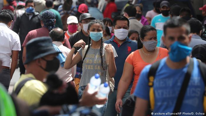 Ecuador Coronavirus (picture-alliance/AP Photo/D. Ochoa)