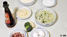 Gesichter Deutschlands Rezept DiZi Süß-Saure Eier