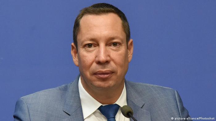 Голова НБУ Кирило Шевченко