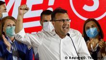 Nordmazedonien Wahlen Zoran Zaev