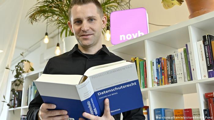 Österreich Max Schrems (picture-alliance/picturedesk/H.Punz)