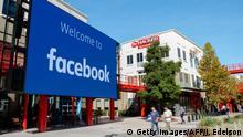 USA Symbolbild Facebook