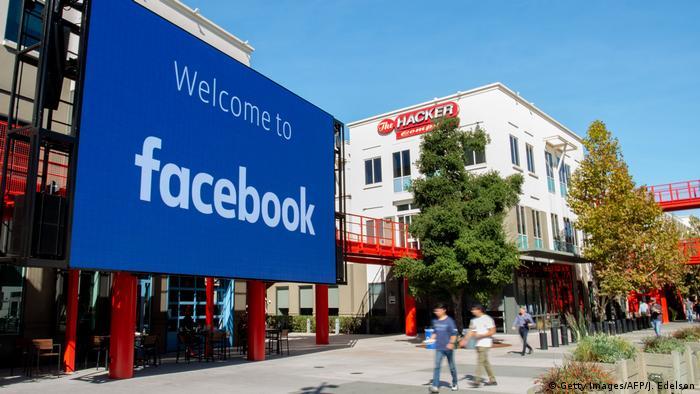 Facebook'un Kaliforniya'daki merkezi