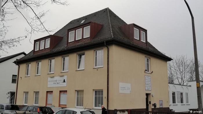 Gedung Masjid di Jerman