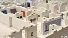 Deutschland Bonn Lego-Modell von der Tretyakov Galerie