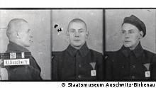 KZ-Häftling Otto Küsel in Auschwitz-Birkenau weiß