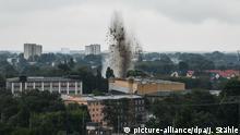 BdT Bombenentschärfung in Potsdam
